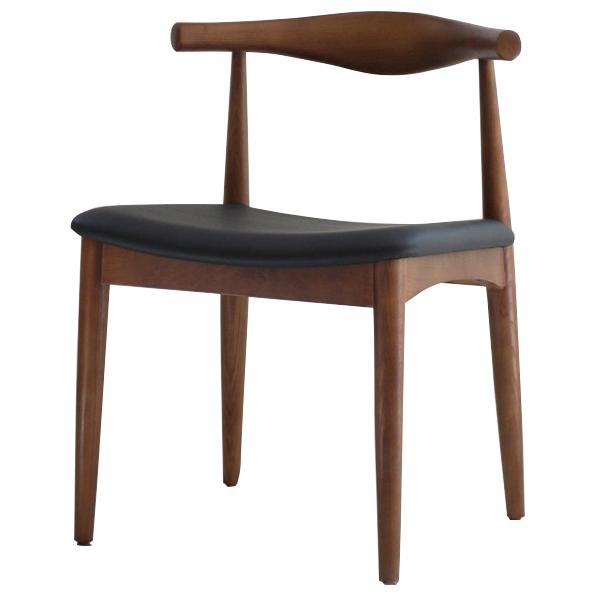 ハンス・j・ウェグナー ハンス ウェグナー エルボチェア エルボーチェア スクエア ブラウン おしゃれ かわいい 北欧 デザイナー ノルディック チェア 椅子 木製 デザイナーズチェア チェアー