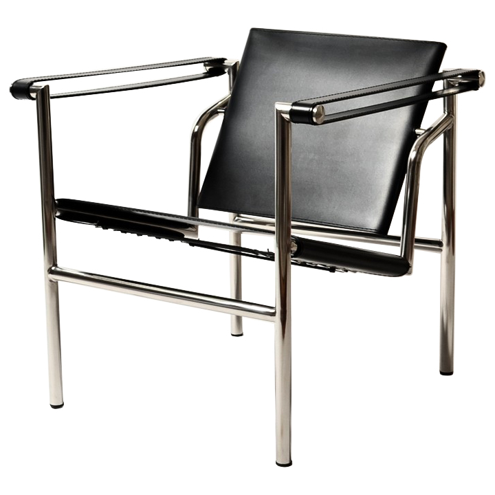 It Is Work LC1 Sling Chair Of Great Master ル コルビジュエ Of The Modern  Architecture That Is The Grandest In The 20th Century.