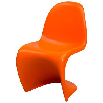 Pantonchair Orange Gloss Without Verner Panton Chair Stacking Chair
