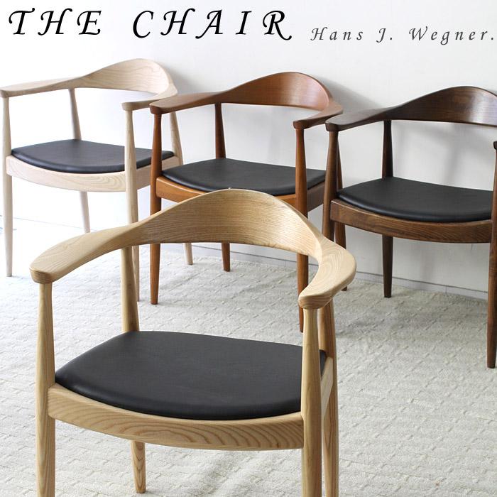 The Hans Wegner chairs Brown Hans j Wegner thechair & chaoscollection | Rakuten Global Market: The Hans Wegner chairs ...