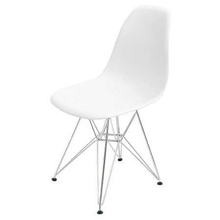 DSR Eames Chair ABS Mint White White Shell Chair イームズチェア Dining Chair  Taking Chair Charles