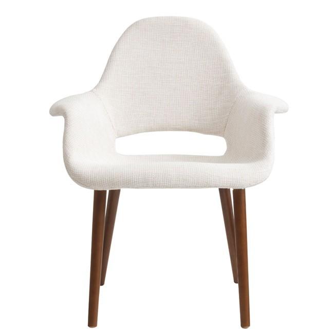 chaoscollection Rakuten Global Market Organic Eames Chair white