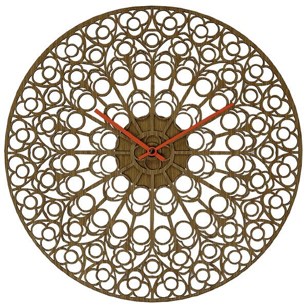 エトノデザイン Etno Design パリタイム Paris Time 32センチ ウォールクロック バード おしゃれ かわいい 掛け時計 壁掛時計