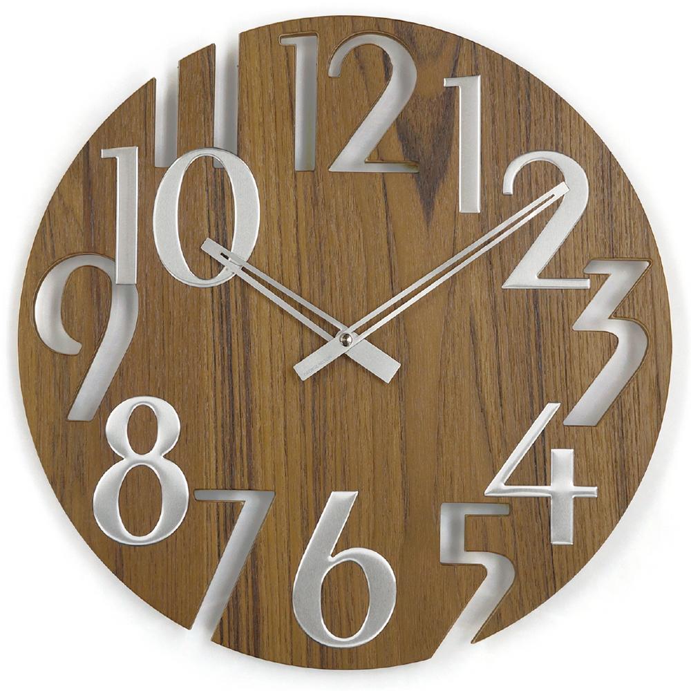 ジョージネルソン 時計 掛け時計 ウォールクロック ウォルナット ウォールナット チーク 正規ライセンス ネルソンクロック 掛時計 壁掛け時計 おしゃれ かわいい かっこいい 正規品