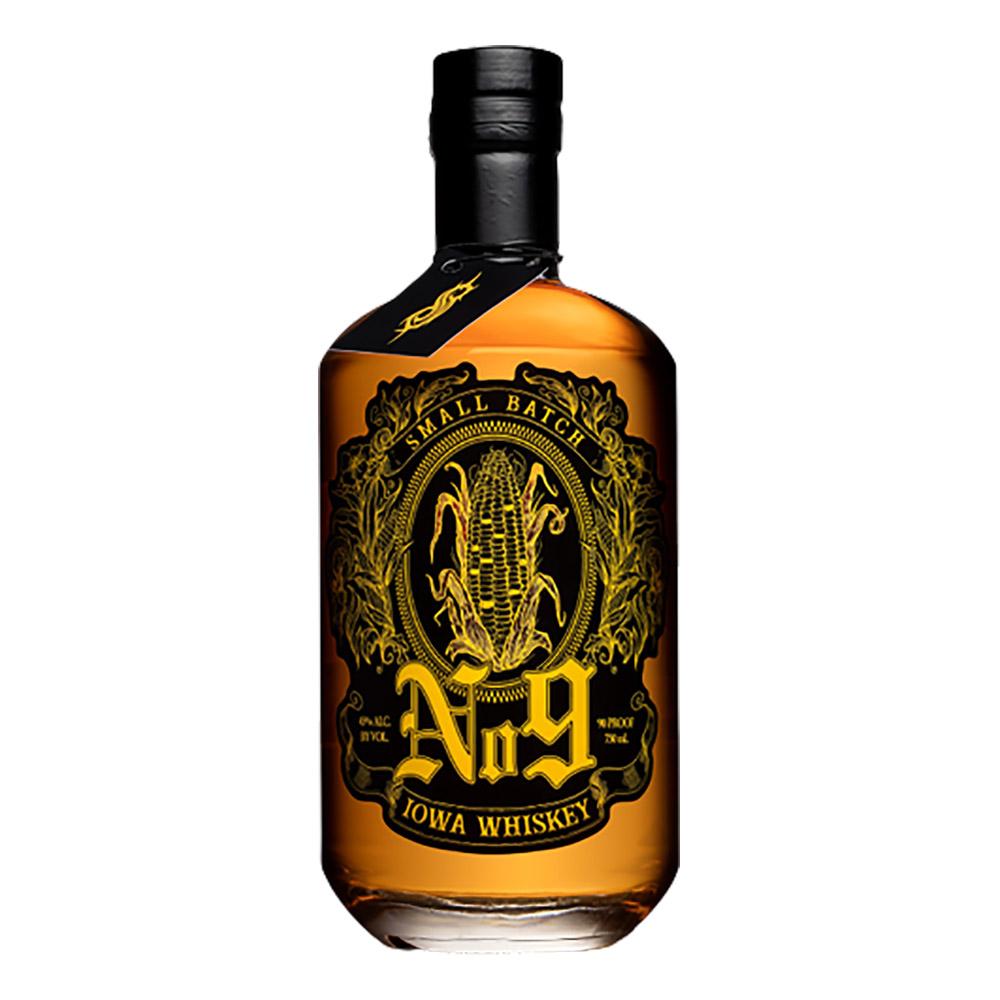 お酒 ギフト ウイスキー バーボン スリップノット No.9 アイオワ ウイスキー 45° 750ml お酒 ギフト ウイスキー バーボン スリップノット No.9 アイオワ ウイスキー 45° 750ml