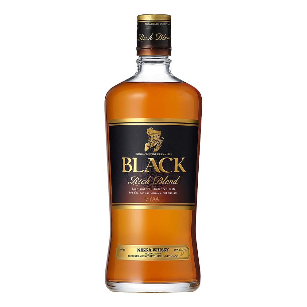 お酒 ギフト ニッカ ブラックニッカ 40° 700ml ファクトリーアウトレット リッチブレンド 即納送料無料 ウイスキー