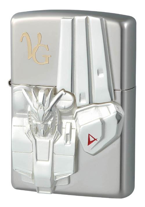 Gundam char custom Zippo lighters ZIPPO part 2 No.1 ν Gundam with fin Fanel
