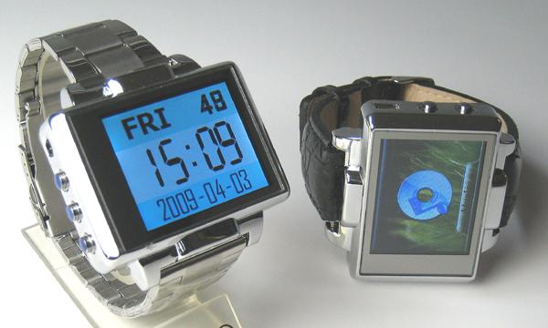ハイリゾルーションカメラウォッチ ★ video MP4 4 GB multi-function Media Player watch