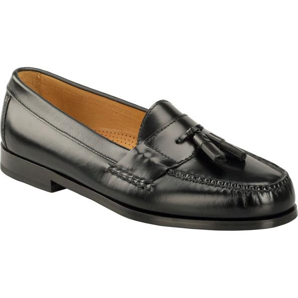 コールハーン ピンチタッセル ブラックメンズ Cole Haan 靴