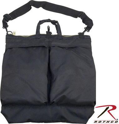 Roscoe Rothco fryers helmet shoulder bag