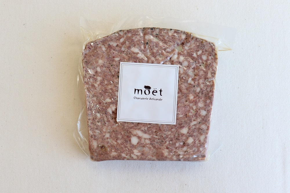 パテ 新作販売 グランメール_鶏レバーと豚あらびき肉のパテ 新着セール