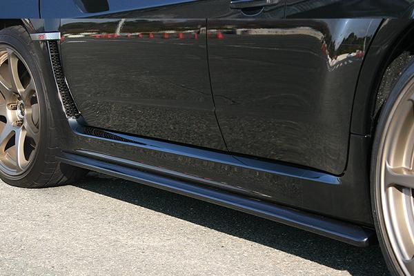 チャージスピード CHARGESPEED BOTTOMLINE CHARGESPEED インプレッサ WRX STI GVB GVF サイドボトムラインTYPE-1 STI カーボン製 カーボン製, BIG AMERICAN SHOP:79797aa5 --- officewill.xsrv.jp
