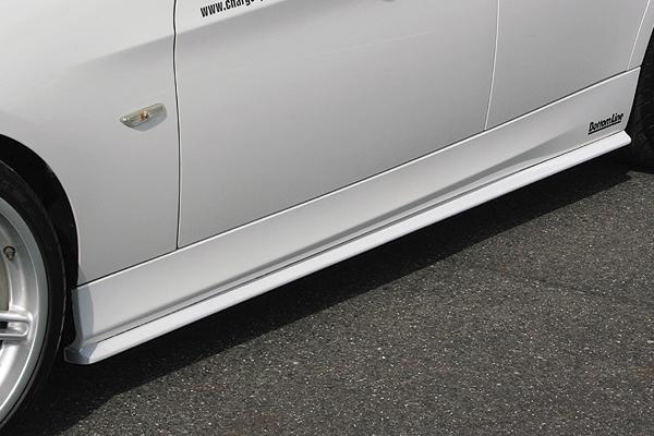 チャージスピード CHARGESPEED 前期 CHARGESPEED BOTTOMLINE BMW 3シリーズ E90 BOTTOMLINE 前期 ノーマルバンパー サイドボトムライン FRP製, ノトガワチョウ:d85caa93 --- officewill.xsrv.jp