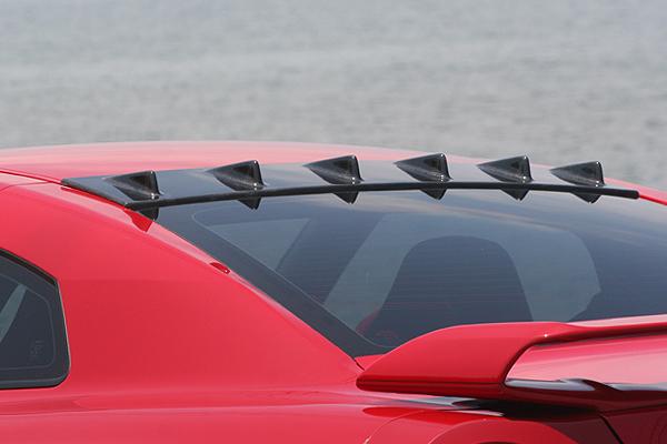 GT-R R35 2007-2010 ルーフフィン 定番の人気シリーズPOINT(ポイント)入荷 黒ゲル 撃速 CHARGESPEED 2020 新作 チャージスピード FRP製