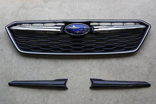 チャージスピード CHARGESPEED インプレッサG4 GK2 GK3 カーボン製 GK6 GK2 GK7 A型 B型 B型 C型 フロントグリルフィニッシャー カーボン製, etre!par bleu comme bleu:cb7cbc05 --- officewill.xsrv.jp