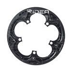 【代引無料】RIDEA 『56-FR5ST-DG』56-FR5ST-DG Single Speed チェーンリング with Chain Ring Guards 56T ブラック [147-05027]