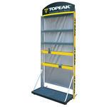 【代引・送料無料】TOPEAK(トピーク) ACZ25700 POP ディスプレイスタンド シルバー [ACZ25700]