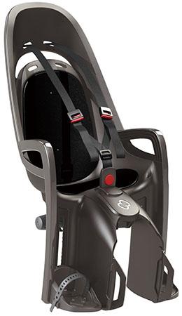 【代引無料】HAMAX(ハマックス) BCT05300 ゼニス (キャリアータイプ/ リア用) 自転車 チャイルドシート グレー/ ブラック [BCT05300]