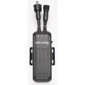 【代引・送料無料】BUSCH+MULLER(ブッシュ&ミラー) bm-361BW USBウェルク [bm-361BW]