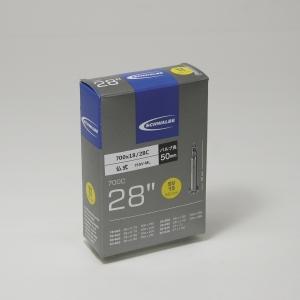 カテゴリ:SCHWALBE シュワルベ 自転車チューブ 今季も再入荷 超人気 専門店 SCHWALBE SW-10400083 チューブ 700x18-28C 箱入り 15SV.ML