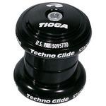 【代引・送料無料】TIOGA(タイオガ) HDN05800 ヘッドセット テクノグライド ブラック [HDN05800]