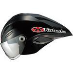 【代引無料】OGK 『AERO-K2_L_b』エアロ-K2 ヘルメット(シールド付) ブラック L/XL [0303330004]
