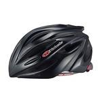 【代引無料】OGK 『ALFE_ML_b』アルフェ (ALFE) ヘルメット ブラック M/L [0330410002]