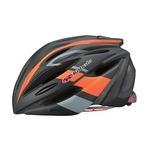 【代引無料】OGK 『ALFE_ML_rmo』アルフェ (ALFE) ヘルメット ルートマットオレンジ M/L [0330410012]