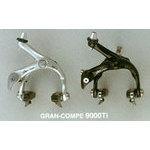 【代引無料】ダイアコンペ 『9000TI_s』GRAN COMPE 9000TI ブレーキアーチセット シルバー [0124920001]