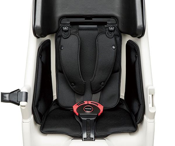 カテゴリ:パナソニック 自転車チャイルドシート アクセサリ パナソニック NCB286S 後ろシートクッション ギュット NCD404S 黒 卓抜 背 406S 座 肩パッドライクラクッションセット 用 サイド 新商品 新型