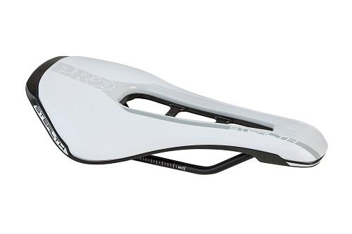 【代引・送料無料】シマノPRO R20RSA0194X ステルス サドル ホワイト 142mm [R20RSA0194X]