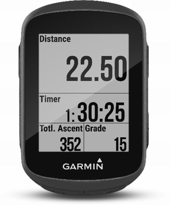 【代引・送料無料】GARMIN(ガーミン) 『EDGE130SET』 エッジ (Edge) 130 セット サイクル コンピューター [RTW-004466]