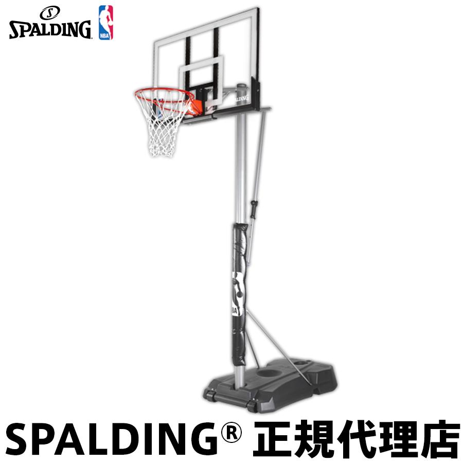 バスケットゴール バックボード ヘラクレス バーティカル HERCULES VERTICAL スポルディング SPALDING 家庭用 屋外用 組立サービスなし 代引き不可