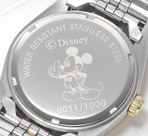 ミッキー世界限定天然ダイヤモンド時計 DISNEY-9 DISNEY-10