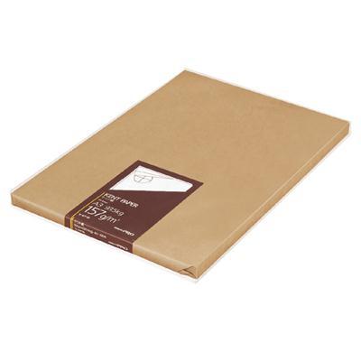 人気 おすすめ コクヨ ケント紙157g A4 93.5kg 送料無料 配送方法は選べません セ-KP19 一部予約