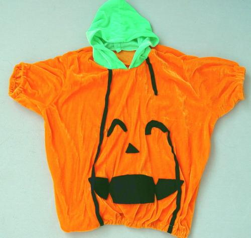 ハロウィンコスチューム ハロウィン用品特集 送料無料 新作製品、世界最高品質人気! 子供用パンプキン仮装衣裳M ハロウィン 好評受付中