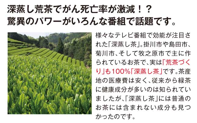"Shizuoka Green Tea ""ARACHA"" I'm the best-selling tea [fs01gm]"