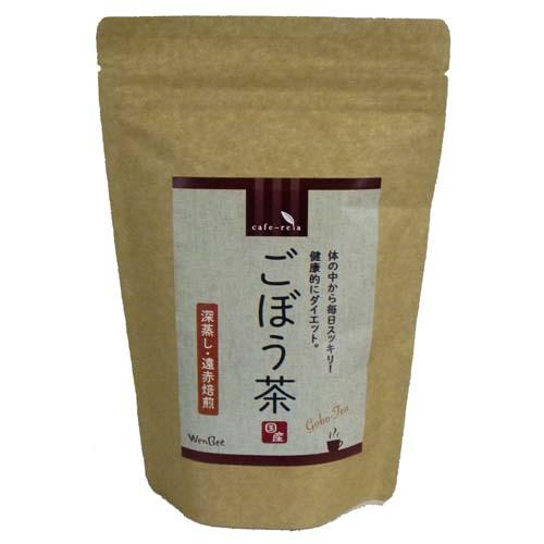 当店はサロン専売が盛りだくさん! 【メール便 送料無料】 国産ごぼう茶 2.5g×30袋