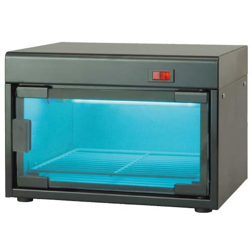 小型紫外線消毒・保管庫 サントスボーテ ブラック