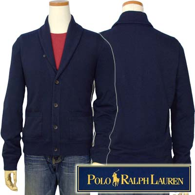 【全商品10%OFFクーポン】POLO by Ralph Laurenショールカラージャケット【ラルフローレン Men's】 【送料無料】