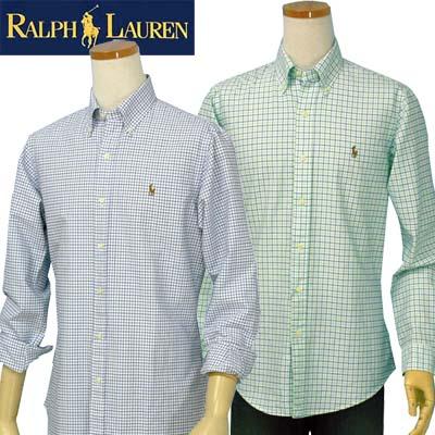 POLO by Ralph Lauren ラルフローレン長袖マルチチェックシャツ【Custom FIT】【ラルフローレン】【送料無料】