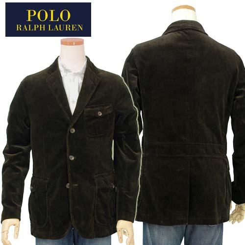 【全商品10%OFFクーポン】POLO by Ralph Lauren Men'sコーデュロイ ジャケット【ラルフローレンMen's】【送料無料】