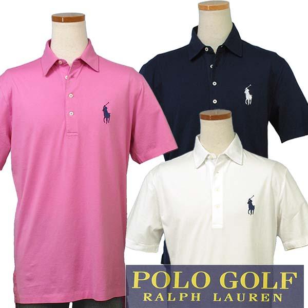 POLO Golf by Ralph Laurenミドルポニー半袖ポロシャツ【ラルフローレン】#781585623XL,大きいサイズ【送料無料】
