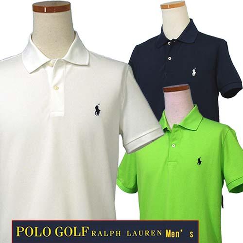 【全商品10%OFFクーポン】POLO GOLF Ralph Lauren Men's半袖鹿の子ポロシャツラルフローレン ポロシャツXL,大きいサイズ送料無料