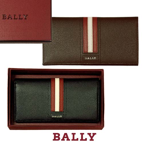 【全商品10%OFFクーポン】BALLY バリー TALIRO LT,長財布【スイス直輸入】 ギフトボックス入りプレゼント、メンズ、レディース用、送料無料