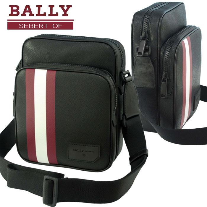 【全商品10%OFFクーポン】BALLY バリー,SEBERTショルダーバッグ【スイス直輸入】ショルダーバッグ【メンズ、レディース用】送料無料