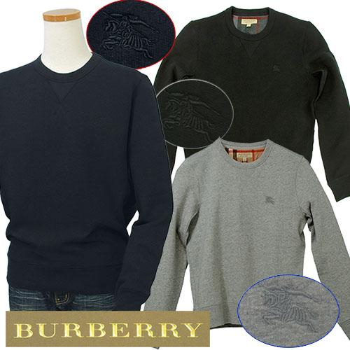 【全商品10%OFFクーポン】BURBERRYバーバリーMen'sクルーネック トレーナーBURBERRY Prorsum英国 直輸入商品#4050240送料無料