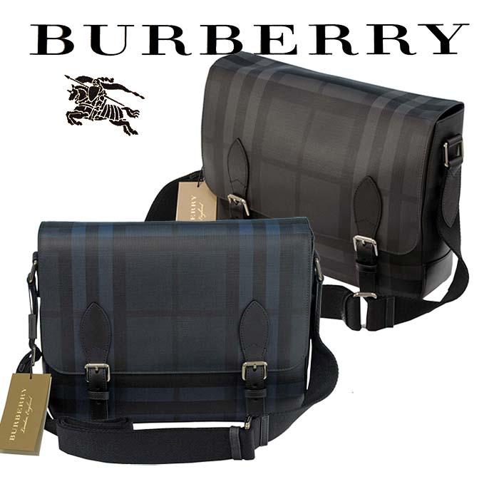 【全商品10%OFFクーポン】BURBERRYバーバリーMen's ショルダーバッグ Hendley【英国直輸入】【送料無料】バーバリーショルダーバッグ・メッセンジャーバッグ