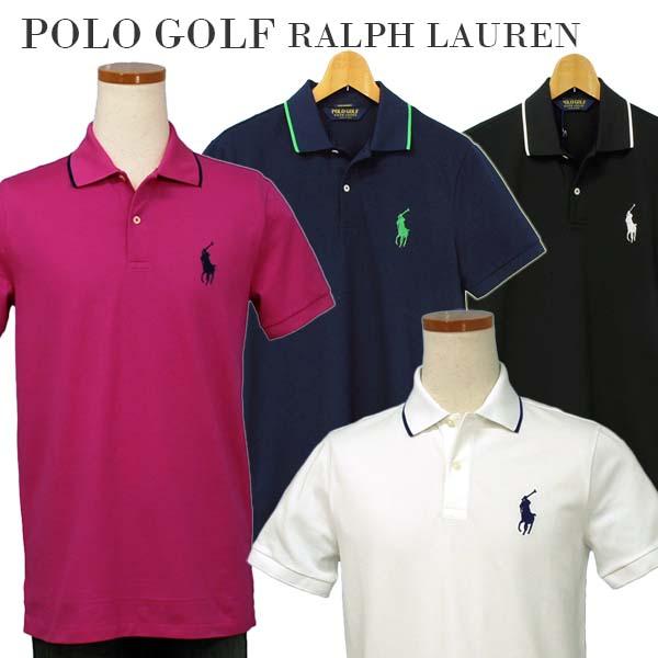 POLO Golf by Ralph Laurenミドルポニー半袖鹿の子ポロシャツ【2016-Spring/NewColor】【ラルフローレン】XL,大きいサイズ【送料無料】