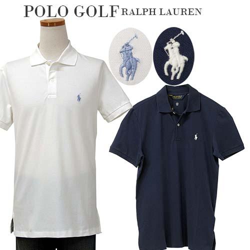 【全商品10%OFFクーポン】POLO GOLF Ralph Lauren Men's半袖 鹿の子ポロシャツ【2019-Spring/NewColor】ラルフローレンXL,大きいサイズ【送料無料】